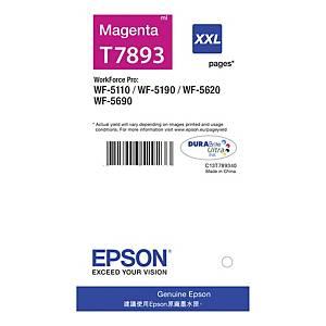 Epson WP Inkjet Cart XXL T7893 WP5110 4K Magenta