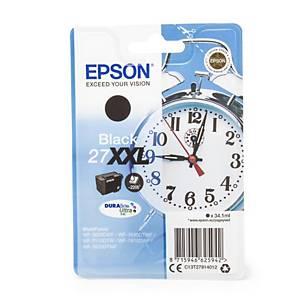 Cartuccia inkjet Epson C13T27914012 2200 pag nero
