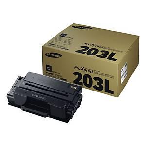 Samsung MLT-D203L High Yield Black Toner Cartridge (SU897A)
