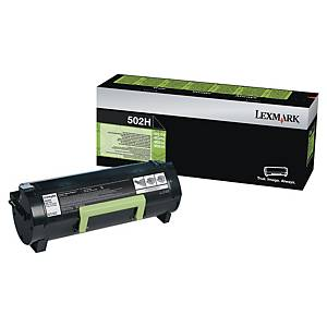 Lexmark 50F2H00 Return Programme Toner Cartridge Black
