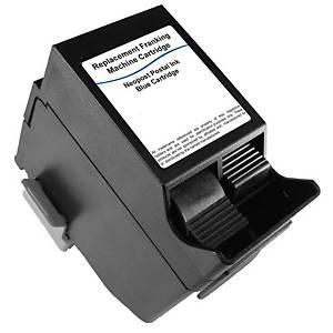 Cartouche d encre Lyreco compatible équivalent Néopost IS350 - bleue
