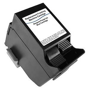 Cartouche d encre Lyreco compatible équivalent Néopost IS420/IS440 - bleue