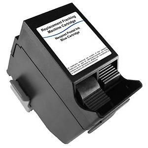 Cartouche d encre Lyreco compatible équivalent Néopost IS480 - bleue