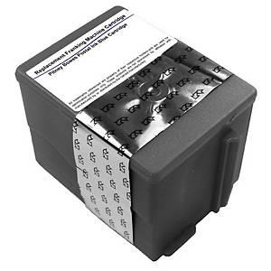Cartouche d encre Lyreco compatible équivalent Pitney Bowes DM300/400/425 bleue