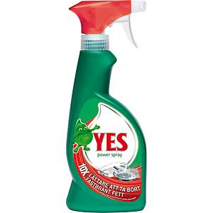 Köksrengöring Yes Power Spray, 375 ml