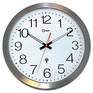 Orium By Cep Radio Controlled Clock 350mmD Waterproof