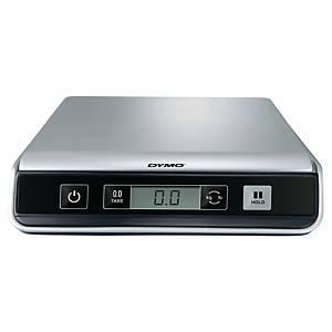 Brief- und Paketwaage Dymo M10, USB-Anschluss, 10kg, silber