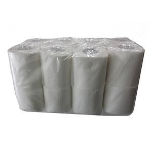 Big Soft Gastro 16 Toilettenpapier konventionelle Rolle, weiß, 2-lagig