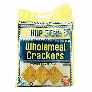 Hup Seng Wholemeal Crackers - Pack of 10