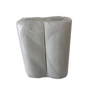 Konyhai papírtörlők, 2-rétegű, 2 tekercs/csomag