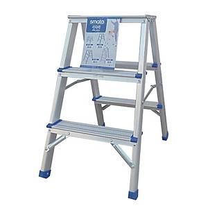 SMATO MULTI-USE 3 STEPLADDER