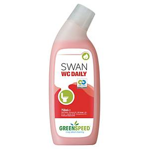 Toalettrengöring Greenspeed Swan WC Daily, 750 ml