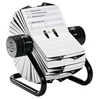 Durable Visiflex Business Card Rotary File
