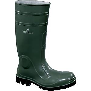 Deltaplus Gignac 2 S5 SRC Safety Wellington Boot Green Size 9