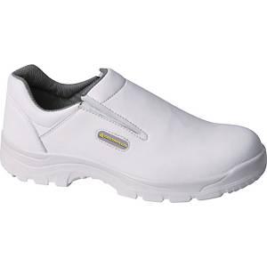 Chaussures de sécurité Deltaplus Robion 3, S2, blanches, pointure 40, la paire