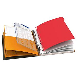 Oxford International Meetingbook A4+ squared 5x5 mm 80 pages