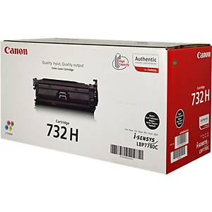 Canon 732H Toner Cartridge Black