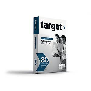 Papier A3 blanc Target Corporate, 80 g, la boîte de 5 x 500 feuilles