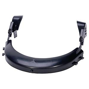FACESHIELD DELTAPLUS VISOR HOLDER BLACK