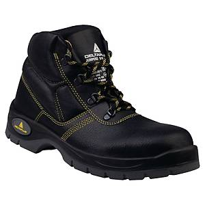 Deltaplus Jumper 2 Safety Shoes S1P Black Size 8