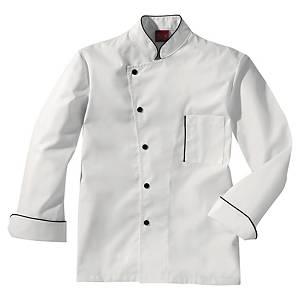 Lafont Food veste longue blanc/noir - taille 4