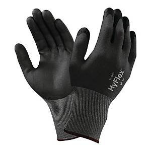 Rękawice ANSELL HyFlex® 11-840, rozmiar 10, para