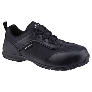 Deltaplus Big Boss Safety Shoes S1P SRC Black Size 8
