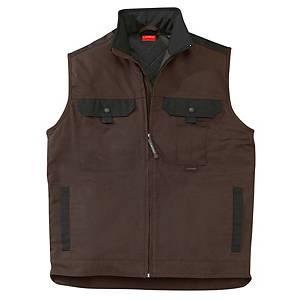 Lafont Work Attitude gilet brun/noir - taille 1