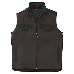 Lafont Work Attitude gilet brun/noir - taille 5