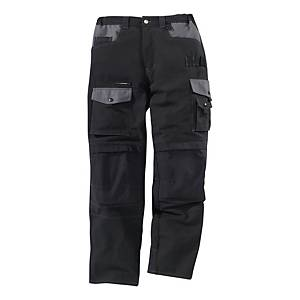 Lafont Work Attitude trousers black/grey - size 1