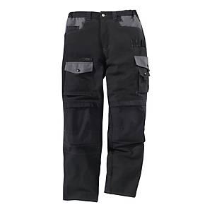 Lafont Work Attitude pantalon noir/gris - taille 1