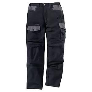 Lafont Work Attitude pantalon noir/gris - taille 2