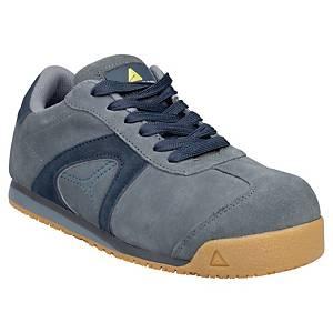 Chaussures de sécurité Deltaplus Spirit, S1P/SRC, pointure 42, bleu/gris