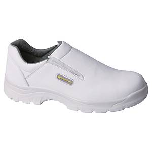 Chaussures de sécurité Deltaplus Robion 3, S2, blanches, pointure 43, la paire