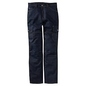 Lafont XPRS broek jeans blauw - maat 52