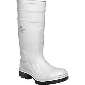Deltaplus Viens 2 S4 SRC Safety Boots White Size 8