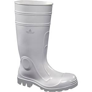 SAFETY BOOTS DELTAPLUS VIENS2 S4 WHITE SIZE 44