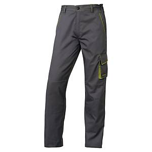 Pantalon Deltaplus Panostyle - gris/vert - taille M