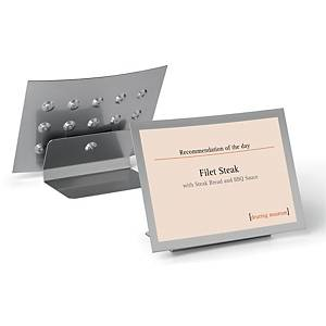 DURABLE 4979-23 TABLE SIGNAGE AA