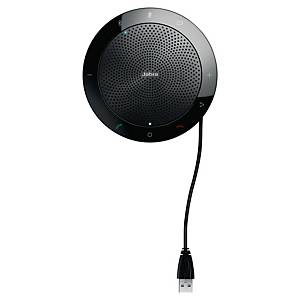 Jabra Speak 510 MS Sprachkommunikator ohne Kabel, Bluetooth / USB