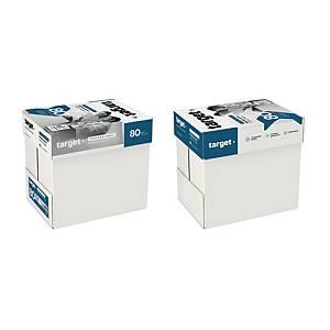Papier A4 blanc Target Corporate, 80 g, la boîte de 2.500 feuilles