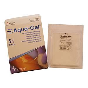 Opatrunek oparzeniowy KIKGEL Aqua-gel BD-10 10x12 cm