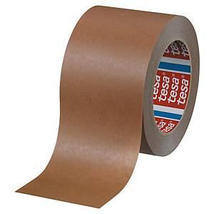 Tesa Packaging Brown Paper Tape 75mm X 50M Pack of 4