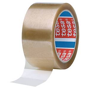 TESA 4089 PP PACK TAPE 50MMX66M TRANSPARENT
