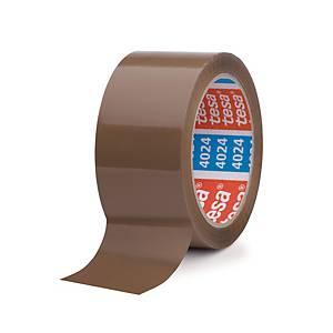 Ruban adhésif Tesa® 4024 PP comfort, brun, l 50 mm x L 100 m, 6 rouleaux