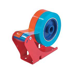 Tapedispenser Tesa 6012, passer til 50 mm x 66 m pakketape