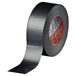 Tesa 4662 fabric tape 48 mm x 50 m black