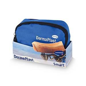 Erste Hilfe Kit DermaPlast Smart, 15.5x5x11 cm, 9-teilig gefüllt