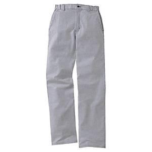 Lafont Food pantalon à carreaux bleu marine/blanc - taille 48