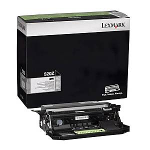 LEXMARK válec pro laserové tiskárny 52D0Z00, černý